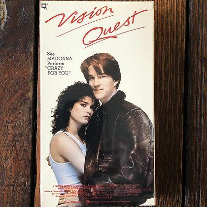 Vision Quest - VHS (sealed)
