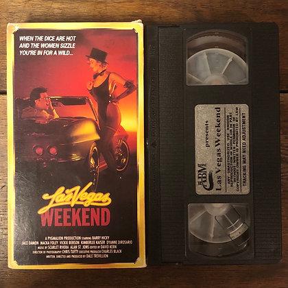 LAS VEGAS WEEKEND - VHS