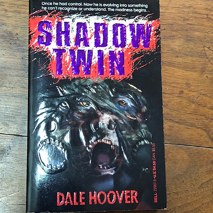 Hoover, Dale - Shadow Twin paperback