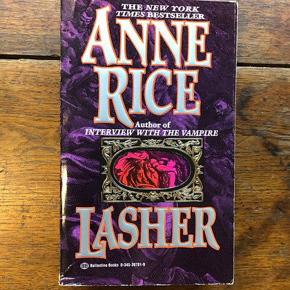 Rice, Anne - Lasher softcover