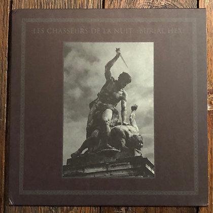 LES CHASSEURS DE LA NUIT: : BURIAL HEX - Vinyl LP