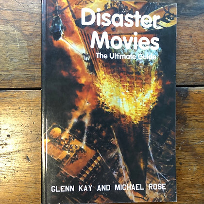 Rose•Kay - Disaster Movies softcover