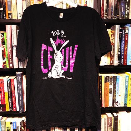 CFUV Bunny T-shirt L