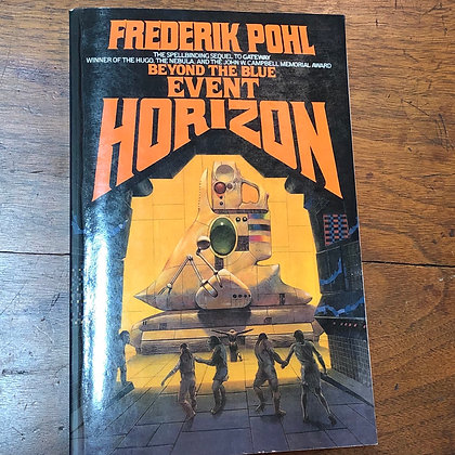Pohl, Frederik - Beyond the Blue Horizon softcover