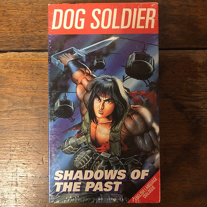 DOG SOLDIER - VHS (Sealed.English dialogue)