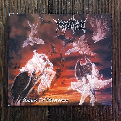 IMMOLATION : Dawn of Possesion - CD