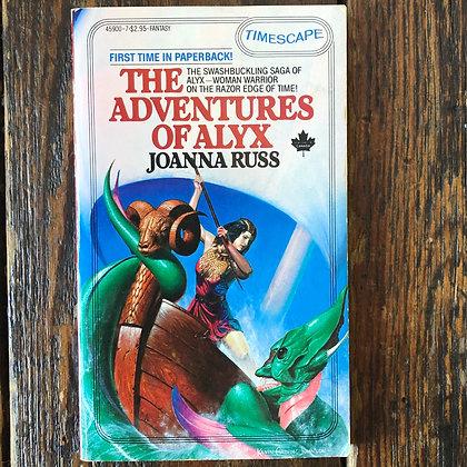 Russ, Joanna : The Adventures of Alyx - Paperback