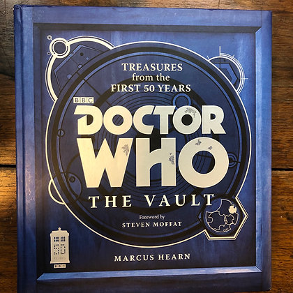 Hearn, Marcus - Doctor Who the Vault hardcover