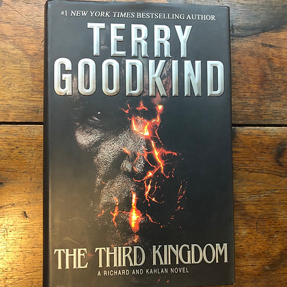 Goodkind, Terry - The Third Kingdom hardcover