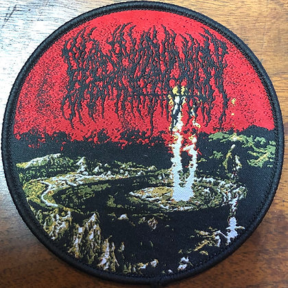 Blood Incantation embroidered patch