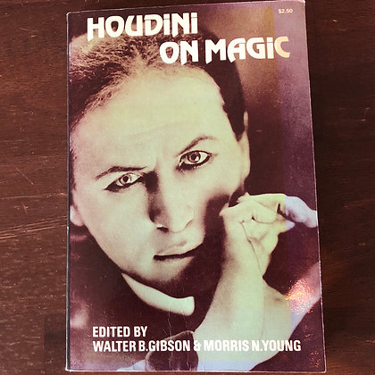 Gibson & Young - Houdini on Magic