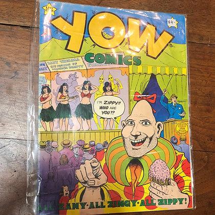 YOW Comics