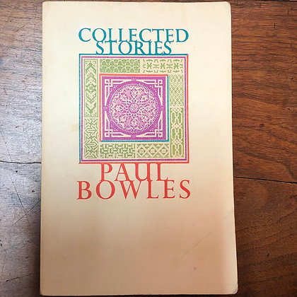 Bowles, Paul - Collected Stories softcover