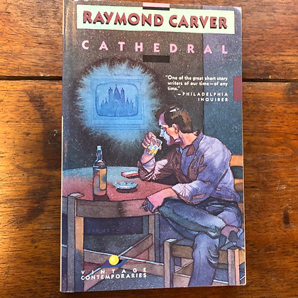 Carver, Raymond - Cathedral softcover