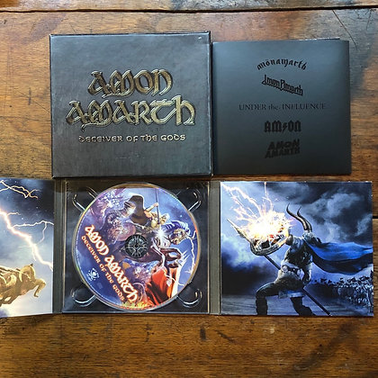 Amon Amarth - Deceiver of the Gods 2 CD