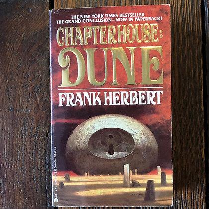 Herbert, Frank - Chapterhouse: Dune softcover