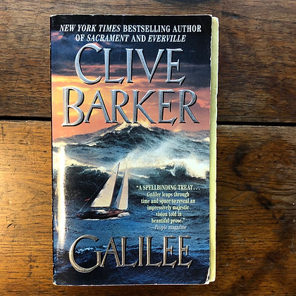 Barker, Clive - Galilee softcover