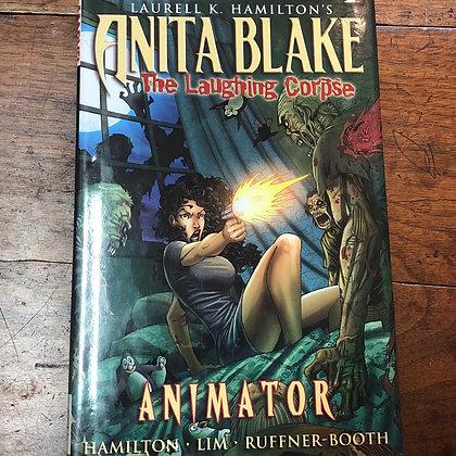 Anita Blake 1+2 hardcover graphic novels