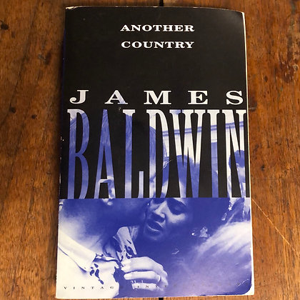 Baldwin, James : Another Country - Softcover