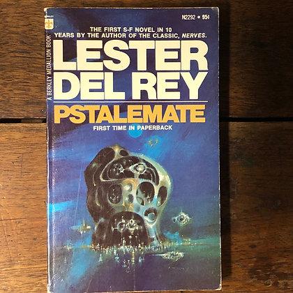 Del Rey, Lester : Pstalemate - Paperback