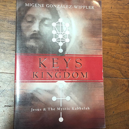 González-Wippler, Michener - Keys to the Kingdom paperback