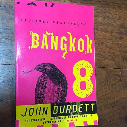 Burdett, John - Bangkok 8