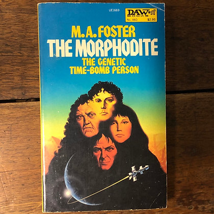 Foster, M.A. : The Morphodite - Paperback