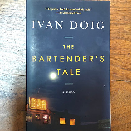 Doig, Ivan - The Bartenders Tale softcover