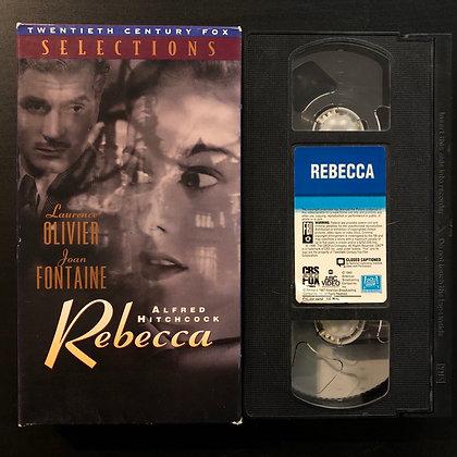 REBECCA - VHS