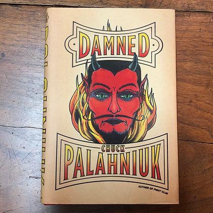 Palahniuk, Chuck - Damned hardcover
