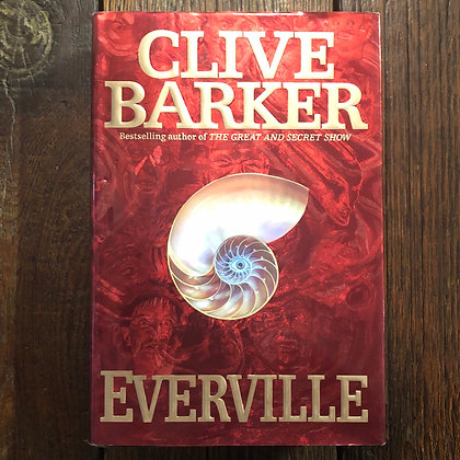 Barker, Clive : Everville - Hardcover (First Edition)