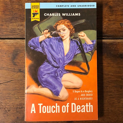 Williams, Charles : A Touch of Death - Paperback