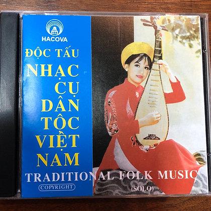 Nhac Cu Dân Tôc Viêt Nam CD