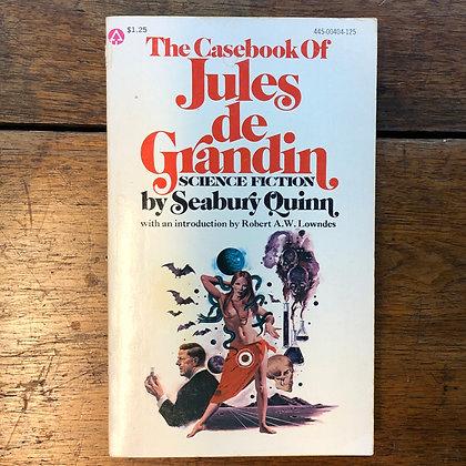 Quinn, Seabury - The Casebook of Jules de Grandin paperback