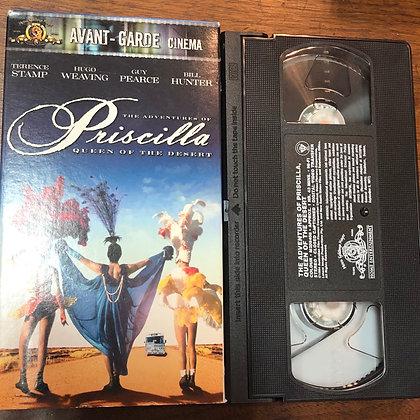Priscilla Queen of the Desert VHS