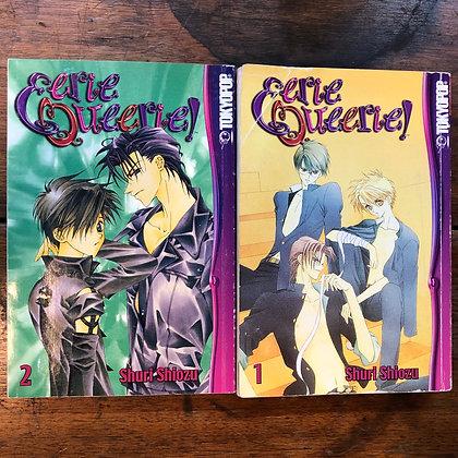 Eerie Queerie! - Tokyopop Manga 1+2 *sold together*