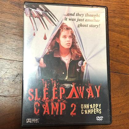 Sleep Away Camp 2 DVD