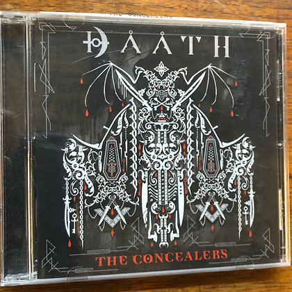 Daath - The Concealers CD