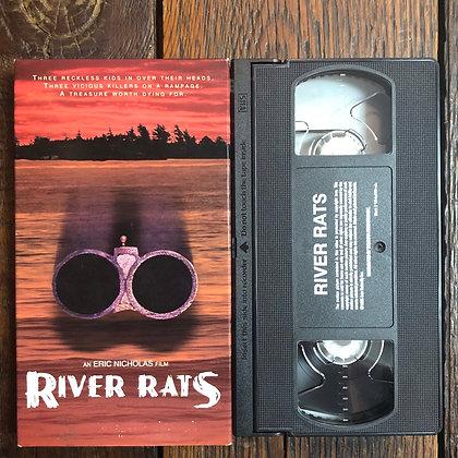 RIVER RATS - VHS
