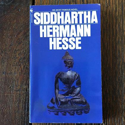 Hesse, Herman - Siddhartha paperback