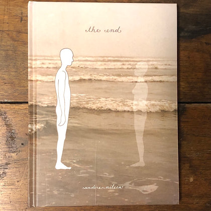 The End : Anders Nilsen - Hardcover Graphic Novel