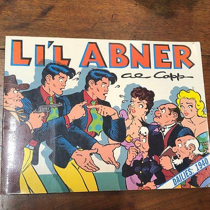 Lil Abner - Al Capp comics