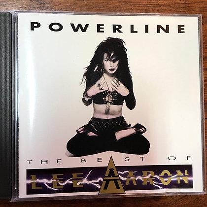 Lee Aaron - Powerline CD