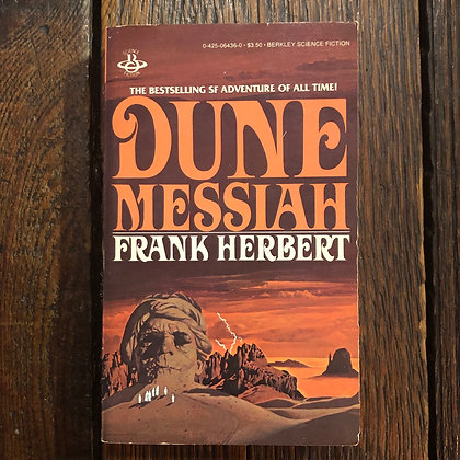 Herbert, Frank : Dune Messiah - Paperback