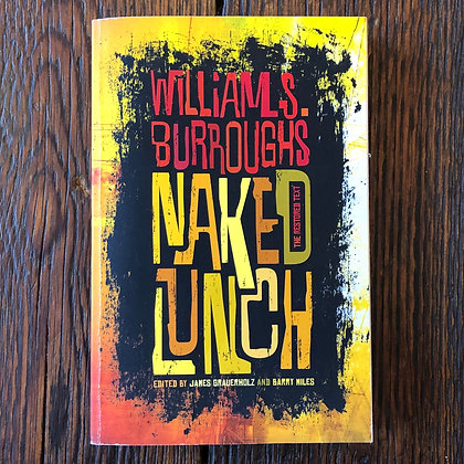 Burroughs, William : Naked Lunch - Softcover