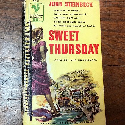 Steinbeck, John - Sweet Thursday pocketbook