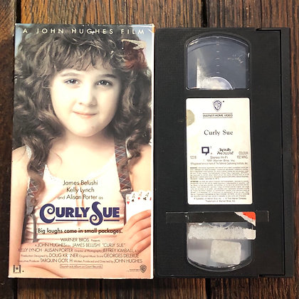 CURLY SUE - VHS