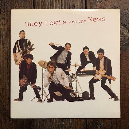 HUEY LEWIS AND THE NEWS - Vinyl LP