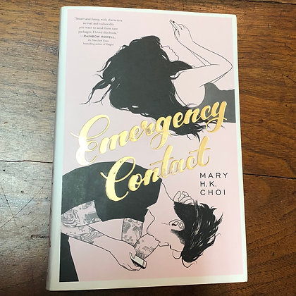 Choi, Mary H.K. - Emergency Contact softcover