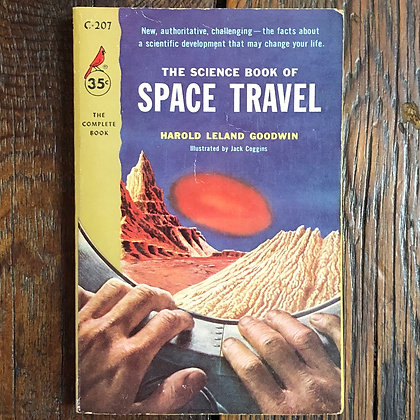 Goodwin, Harold : The Science Book of Space Travel - Paperback